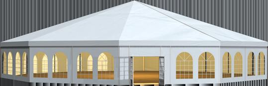 Tent  sc 1 st  RÖDER China & Big Tent Decagonal 25M - RÖDER China - Tents for Events ...