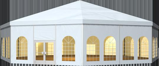 Big Tent Octagonal 20M  sc 1 st  RÖDER China & Big Tent Octagonal 20M - RÖDER China - Tents for Events ...