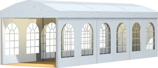 Party Tent Polygon 3m R 214 Der China Tents For Events