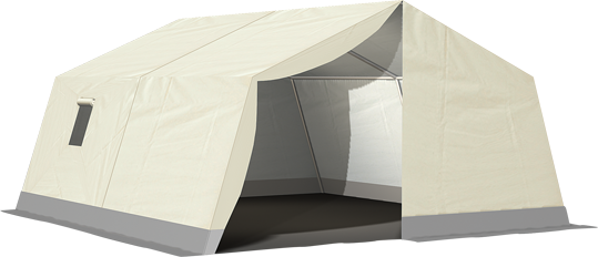 Emergency Shelters Product : Youth camp and emergency relief shelter sas rÖder